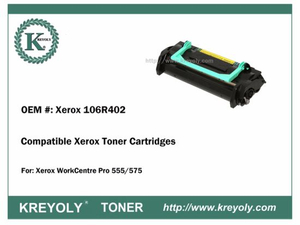 Cartucho de tóner compatible Xerox WorkCentre PRO 555/575 106R402